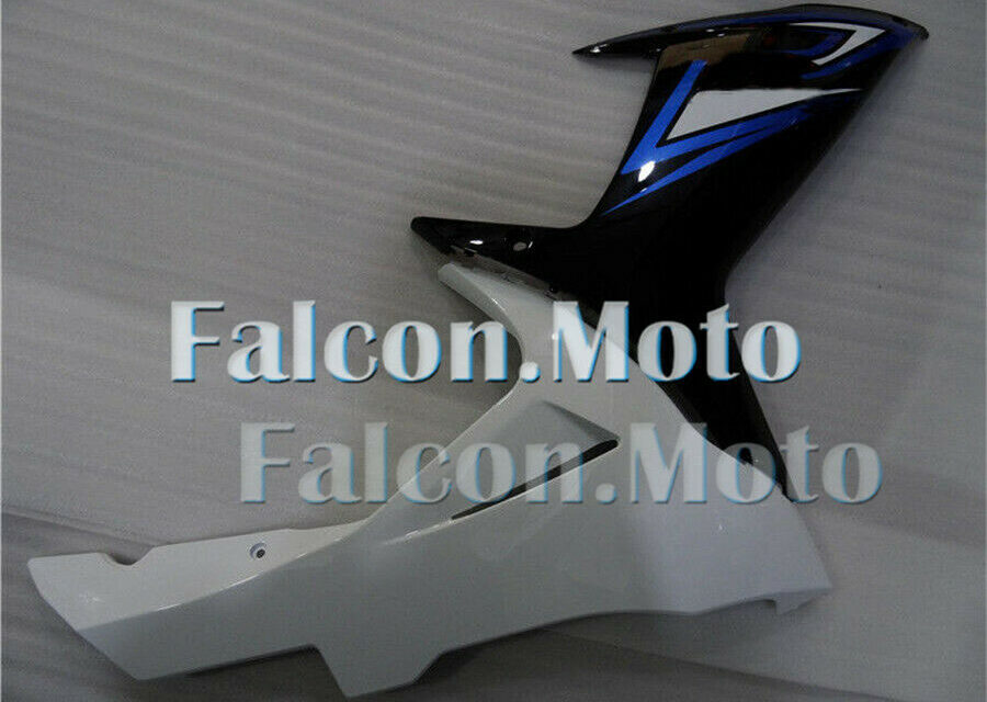 Black Blue White Injection Right Side Fairing Fit for 2011-2018 GSXR 600 750 K11