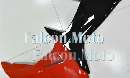 Black Red Injection Right Side Fairing for 2011-2018 Suzuki GSXR 600/750 K11 aAD