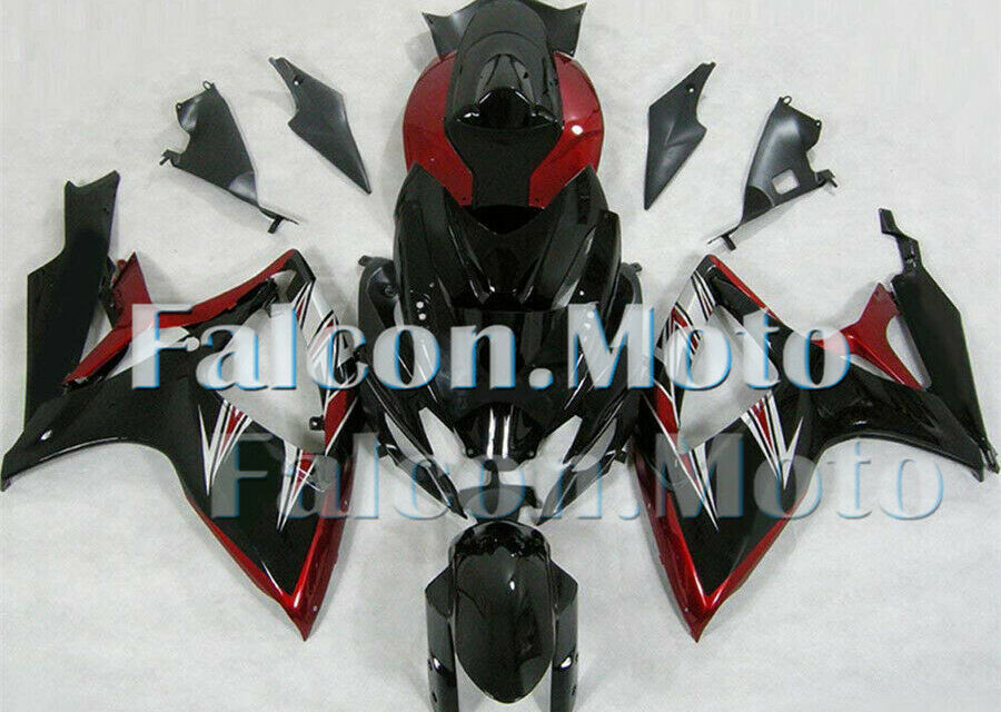 Fairing Fit for GSXR 600 750 K6 2006-2007 ABS Plastic Injection Mold Set aER