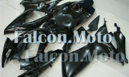 Fairing Kit Injection Molded Black Fit for 2006 2007 GSX-R 600 750 06 K6 ABS aHA