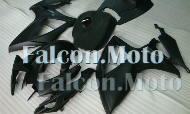 New Matte Black Injection Mold Fairing Fit for 2006-2007 GSX-R 600/750 06 K6 aEQ