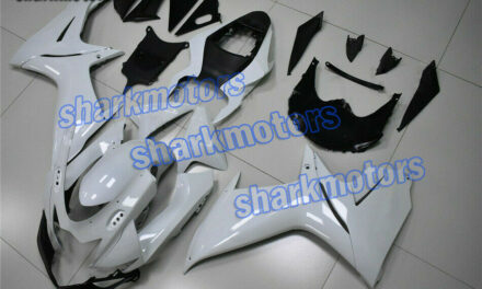 Fairing Pearl white Injection Plastic Fit for 2011-2020 GSXR 600 750 K11 uC5
