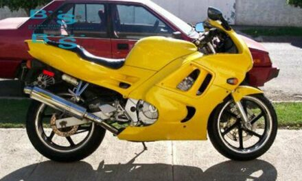 Yellow INJECTION Fairing With Tank Cover Fit Honda CBR600F3 1995-1996 35 A6