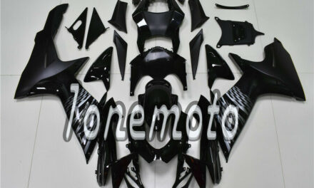 Fit for K11 2011-2018 GSXR 600 750 Black Fairing ABS Plastics Injection Mold #Ay
