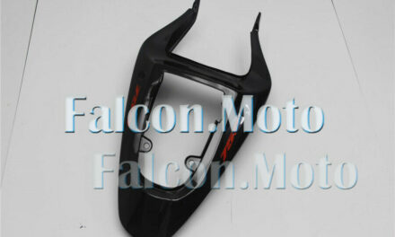 Rear Tail Cowl Fairing Fit for 01-2003 GSXR 600 750 K1 Injection Gloss Black aAH