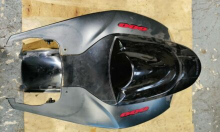 2006-2007 SUZUKI GSXR 600 750 COMPLETE  TAIL FAIRING ASSEMBLY W/LIGHTS AND COWL