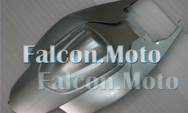 Rear Tail Cowl Fairing Fit for Silver Injection Suzuki GSXR 600 750 2006-2007 K6