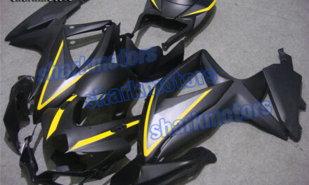 Fairing Fit for GSXR 600 750 K8 2008-2010 Plastics Set Injection Mold New aA1