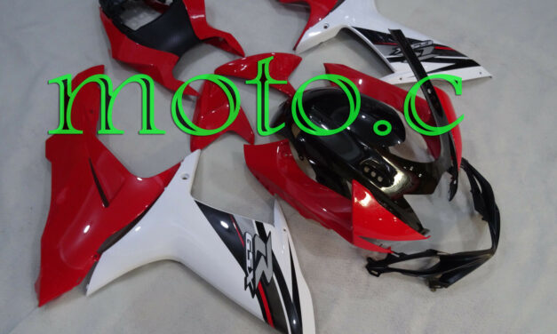 Fairing Kit Fit for GSXR600 GSXR750 2011-2019 ABS Injection Red White Black aAd