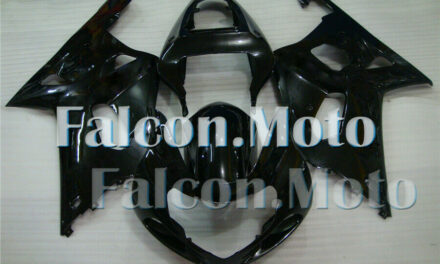 Gloss Black Injection Plastic Fairing Fit for 2001- 2003 GSX-R 600 750 K1 01-03