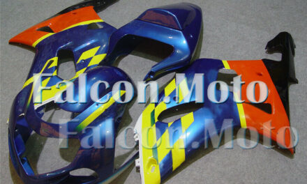 Plastic Injection Fairing Fit for K1 2001 2002 2003 GSX-R 600 750 Body Kit iES