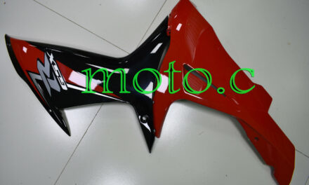 ABS Injection Red Black Right Side Fairing Fit for 2011-2019 GSXR 600 750 K11 Ag