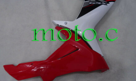 Right Side Fairing Fit for 2011-2019 GSXR 600 750 K11 Injection White Red New Ac