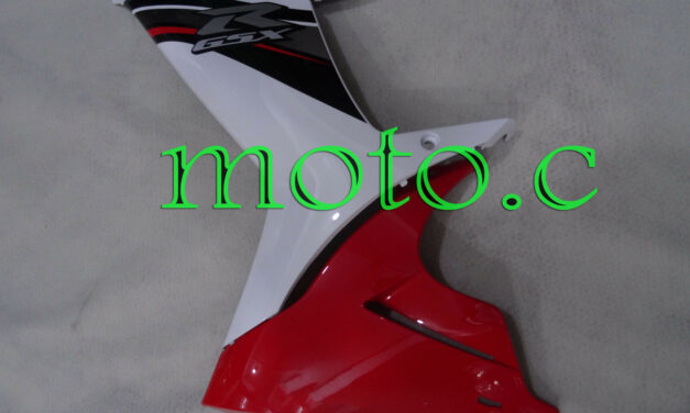 Left Side Fairing Fit for 2011-2019 GSX-R 600 750 K11 ABS Injection White Red Ac