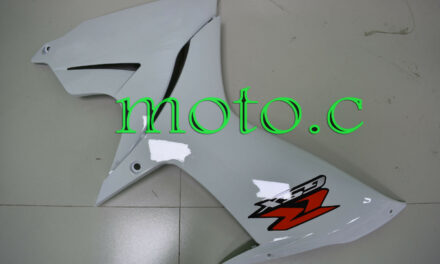Left Side Fairing Fit for 2011-2019 GSX-R 600 750 K11 Injection Glossy White Ab