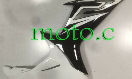 Right Side Fairing Fit for 2011-2019 GSX-R 600 750 K11 Injection White Black aAd