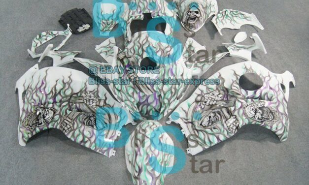 Airbrushed GSXR1300 Fairing With Tank Seat For GSX-R1300 Hayabusa 1997-2007 217