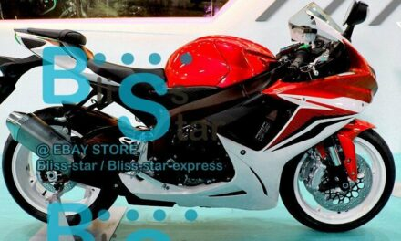 White Red INJECTION Fairing Fit For  GSXR750 GSXR600 2011-2016 016 A7