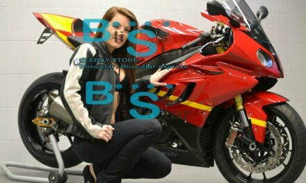 Red INJECTION ABS Fairing Plastic Kit BMW S1000RR 2009-2014 025 A5