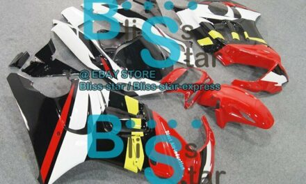 Red Glossy INJECTION Fairing Bodywork Set Fit Honda CBR600F3 1997-1998 71 A5