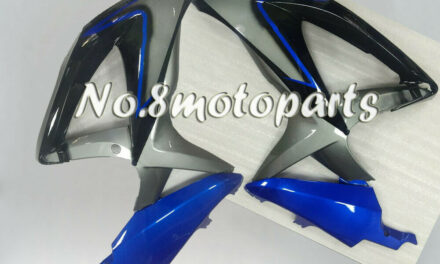Fit for Suzuki GSXR600 GSXR750 2008-2010 Injection Left Right Side Fairings a13