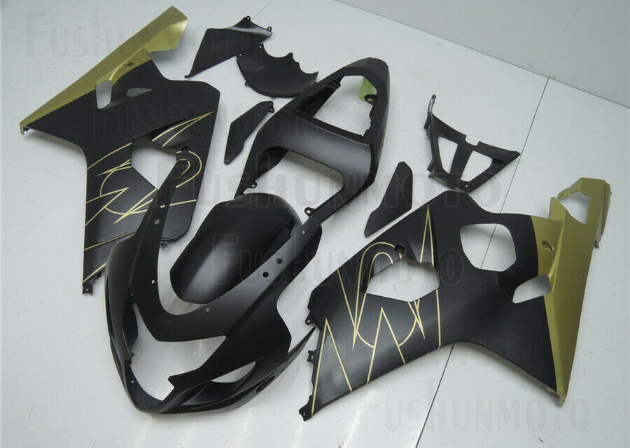 Injection Molded Fairing Fit for Suzuki 2004 2005 GSXR600/750 K4 Plastic ABS a32