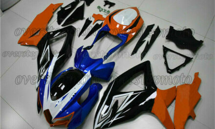 Injection Fairing kit Fit for GSXR 600/750 2008-2010 08-10 Bodywork ABS New aAY