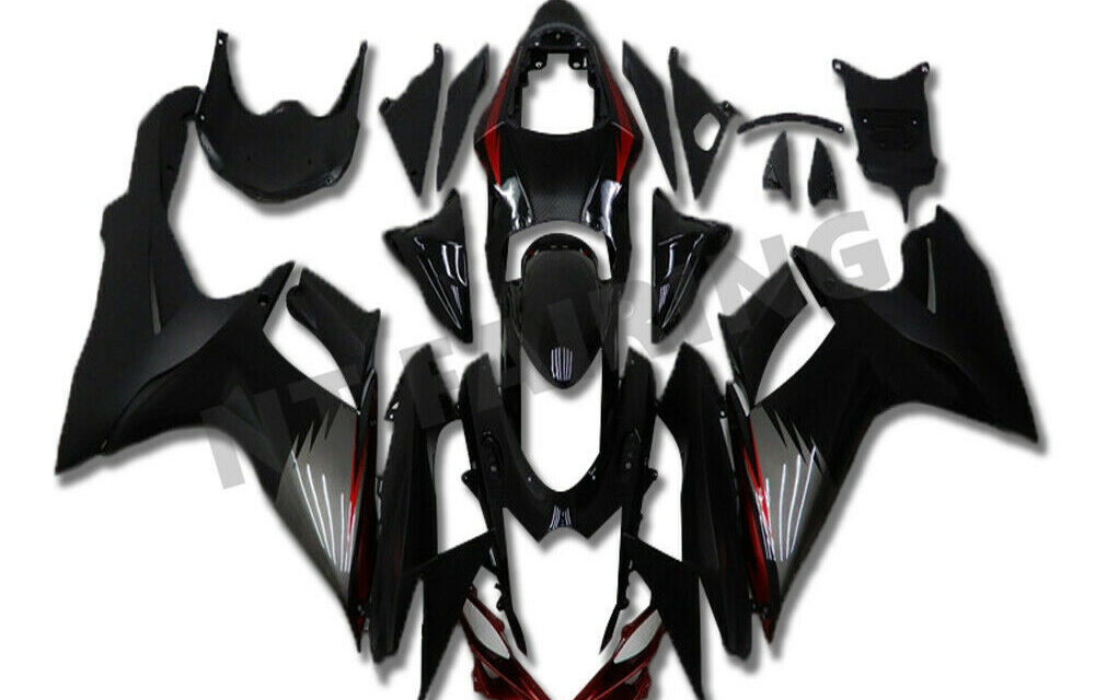 FTC Plastic Injection Body Fairing Fit for Suzuki 2011-2020 GSXR 600 750 a002