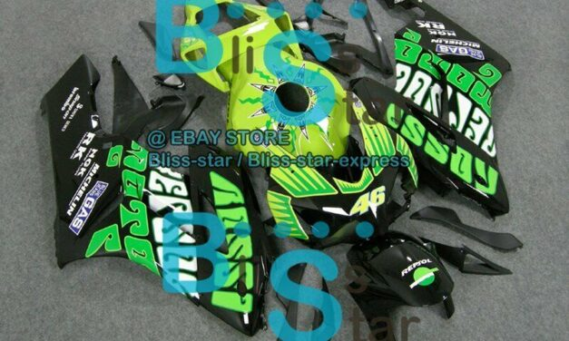 Decals INJECTION Fairing Kit Fit Honda CBR1000RR 2004-2005 34 A4