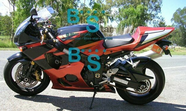 INJECTION Fairing + Tank Cover Kit Fit  GSX-R1000 2003-2004 88 A4