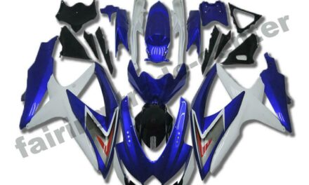 FTC Injection New Fairing Fit for Suzuki 2008-2010 GSXR600/750R a062