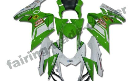 FTC Injection Fairing ABS Kit Green Fit for Suzuki 2011-2020 GSXR600/750 a014
