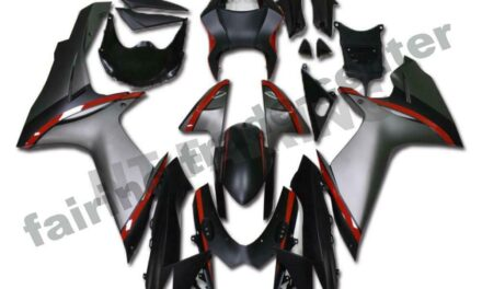 FTC Fairing Fit for SUZUKI 2011-2020 GSXR 600/750 Injection Molded Plastic a039