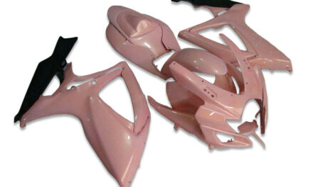 FK Injection Molding Plastic Fairing Fit for Suzuki 2006 2007 GSXR 600 750 a053