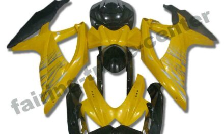 FTC Injection Fairing New Mold Fit for Suzuki 2008-2010 GSXR600/750R a058