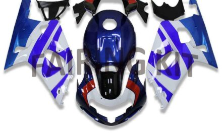 FK Blue ABS Molded Injection Fairing Fit for Suzuki 2001-2003 GSXR 600/750 n056
