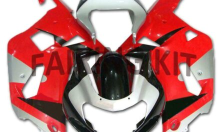 FK Injection Mold Red ABS Fairing Fit for Suzuki 2001-2003 GSXR 600 750 a003
