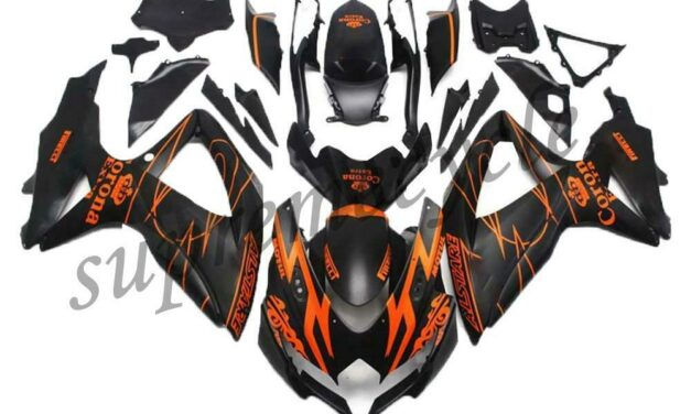 SCA Injection ABS Plastic Fairing Fit for Suzuki 2008-2010 GSXR 600 750 a044