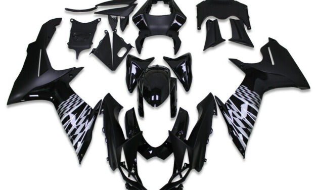 CC Injection Molded Fairing Fit for Suzuki 2011-2020 2012 GSXR 600/750 a004