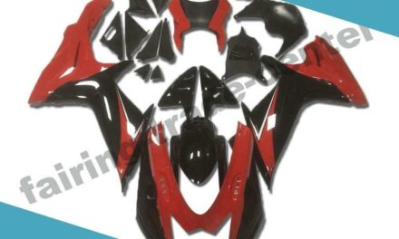FTC Red Black ABS Injection Fairing Fit for Suzuki 2011-2020 GSXR 600 750 v005