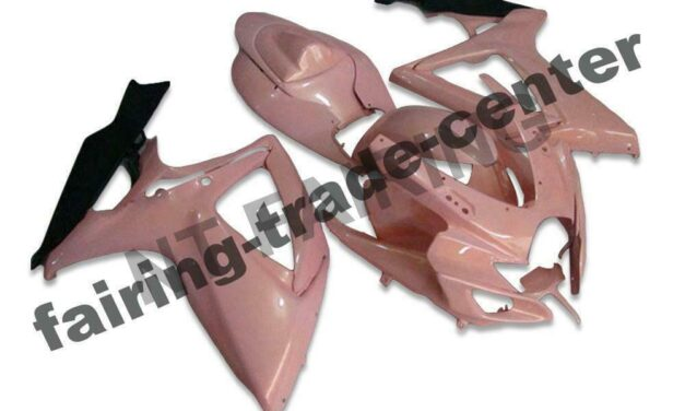 DS Injection Pink ABS Fairing Fit for Suzuki 2006 2007 GSXR 600 750 a053