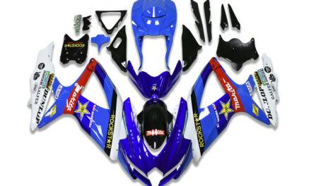 DS Injection Fairing New Molded Fit for Suzuki 2008-2010 GSXR600/750R a073