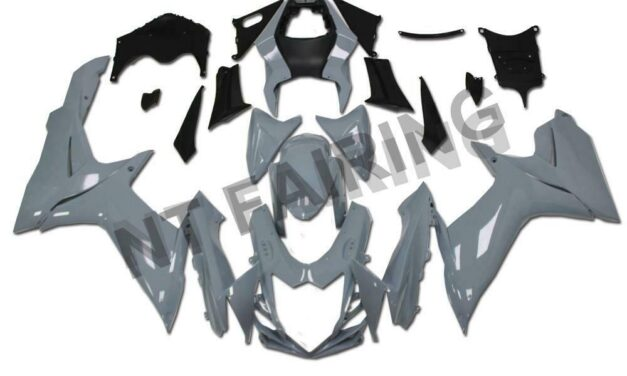 DS Gray Fairing Fit for SUZUKI 2011-2020 GSXR 600/750 Injection Mold ABS aGY