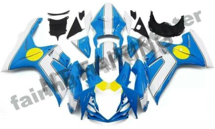 DS Blue Fairing Fit for SUZUKI 2011-20 GSXR 600/750 Injection Mold Plastic a065