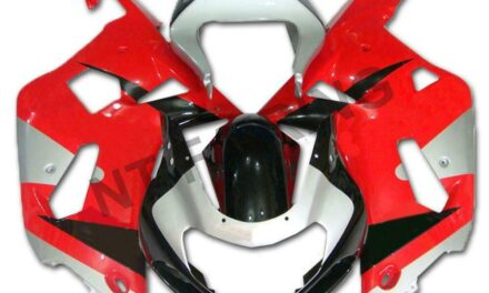 DS Red Injection ABS Plastic Fairing Fit for Suzuki 2001-2003 GSXR 600/750 n003