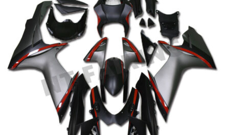 DS Fairing Fit for SUZUKI 2011-2020 GSXR 600/750 Injection Molded Plastic a039