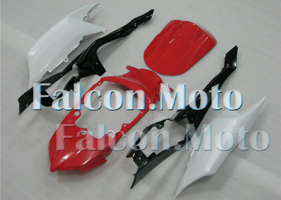 White Red Black Rear Tail Cowl Fairing Fit for GSX-R 600 750 2008-2010 K8 aAW