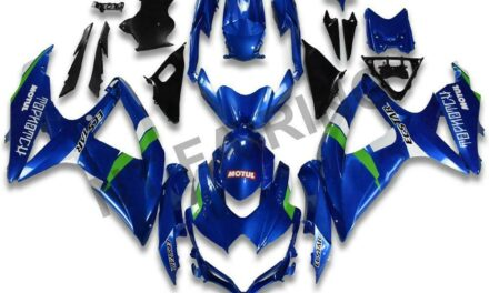 DS New Injection Mold Fairing Fit for Suzuki 2008-2010 GSXR600/750R a094