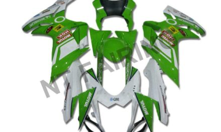 DS Injection Fairing ABS Kit Green Fit for Suzuki 2011-2020 GSXR600/750 a014