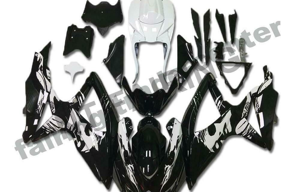 DS New Injection Mold Fairing Fit for Suzuki 2008-2010 GSXR600/750R a060